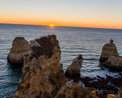 common mistakes in landscape photography, mistakes landscape photography, landscape photography, algarve foto, photo algarve sunrise, sunrise algarve, sunrise mediterranean, sunrise portigal, level horizon photography