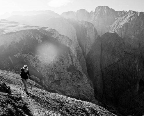 the summit, foto workshop, workshop dolomiten, wandern foto, wanderreise, wander wochenende