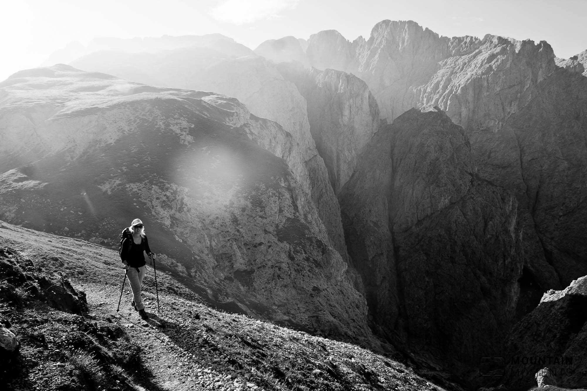 the summit, foto workshop, workshop dolomiten, wandern foto, wanderreise, wander wochenende