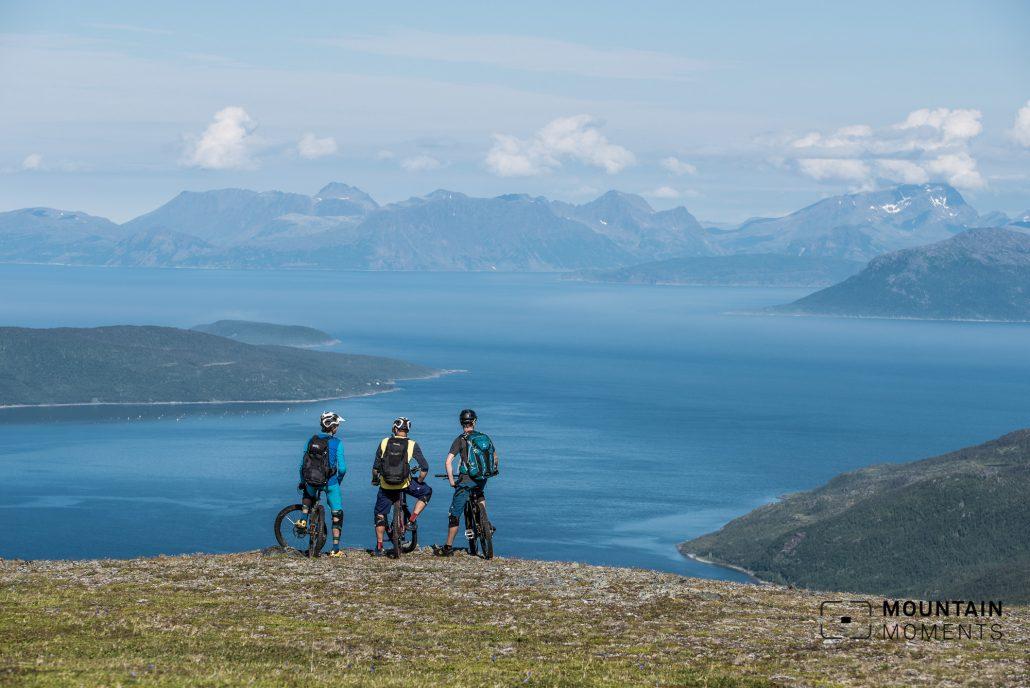 mountainbike norwegen