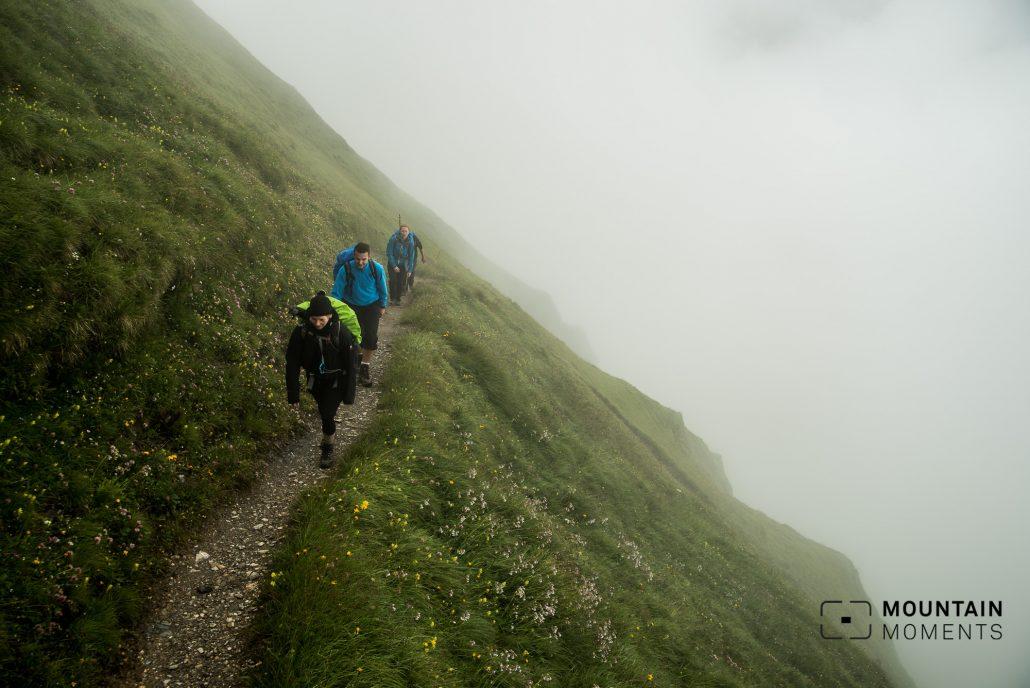 Wandern und Fotografieren in den Alpen Tutorial, Tipps zur