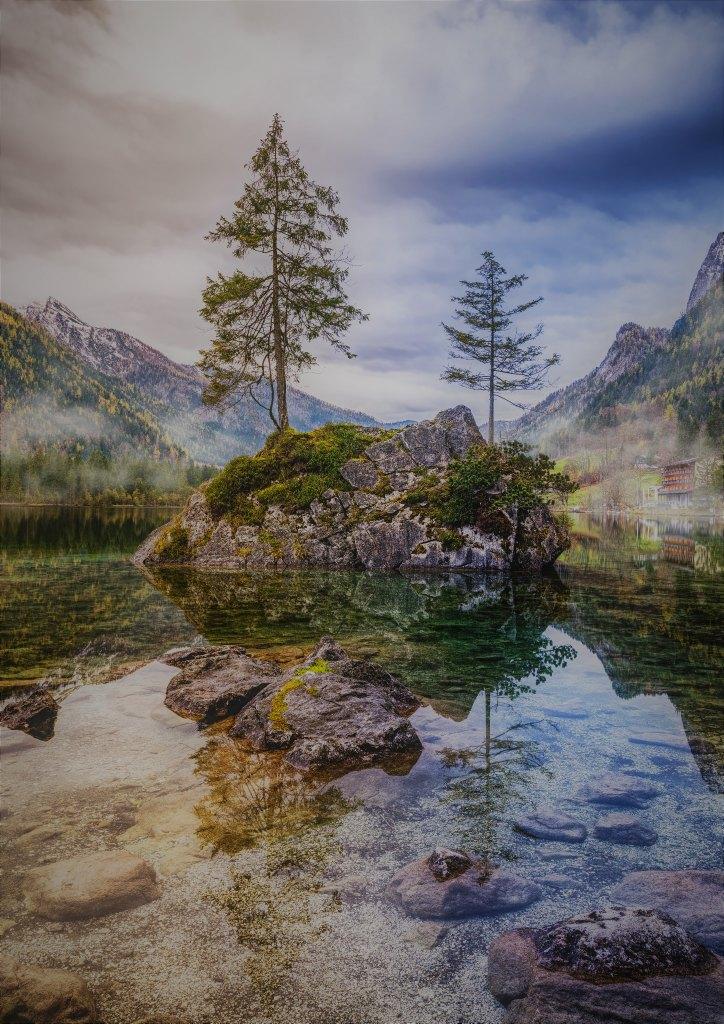 hintersee, berchtesgaden fotografie